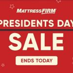 Mattress Firm Presidents Day Sale