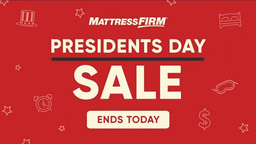 Mattress Firm Presidents Day Sale