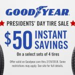 Presidents Day Sale Tires